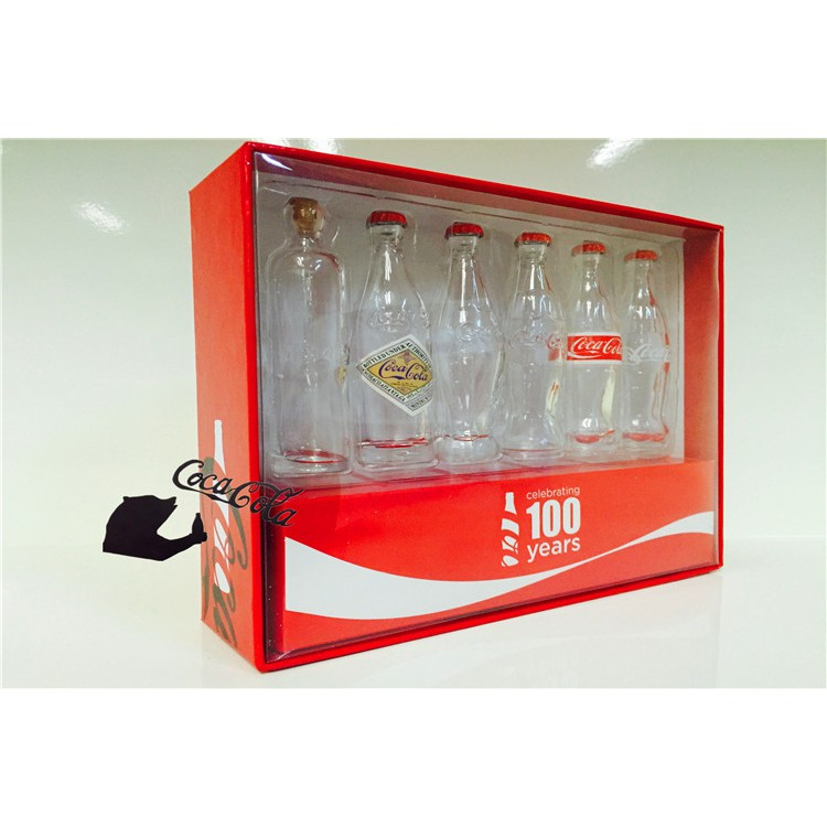 Malaysia 100 Years Collectible Limited Edition Coca-cola Truck Combo