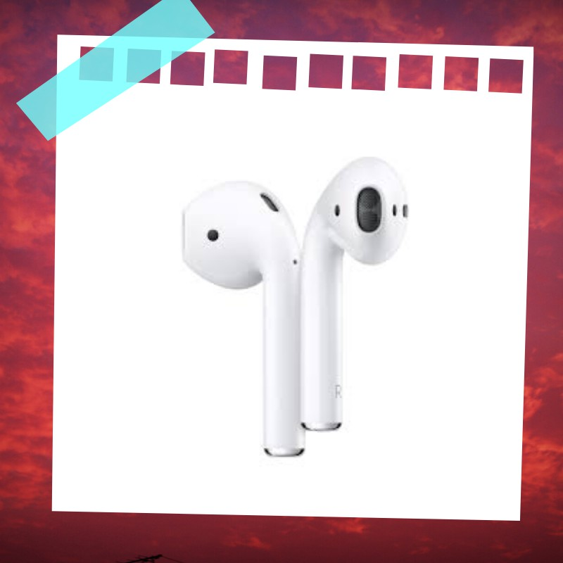Apple (2019)AirPods 2 With Charging Case - MV7N2ZA/A (100% Original APPLE MALAYSIA WARRANTY)