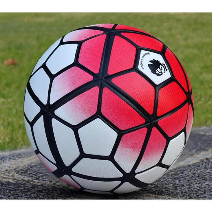 The size 5 football ball soccer ball for 2015-16 Official ...