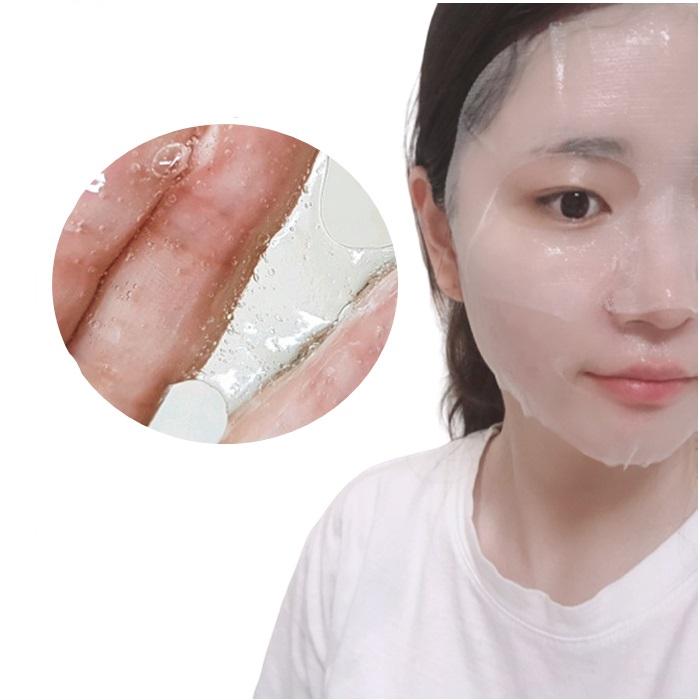MALAYSIA : MASK MUKA SEMULAJADI (Teatree, Lavender,Pepermint,Cymbopogon schoen Coverplus Pillawer Melting Mask Pack-5pcs