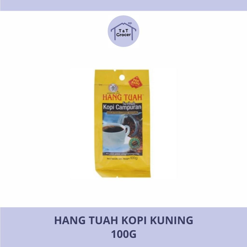 Hang Tuah Kopi Kurning 100g