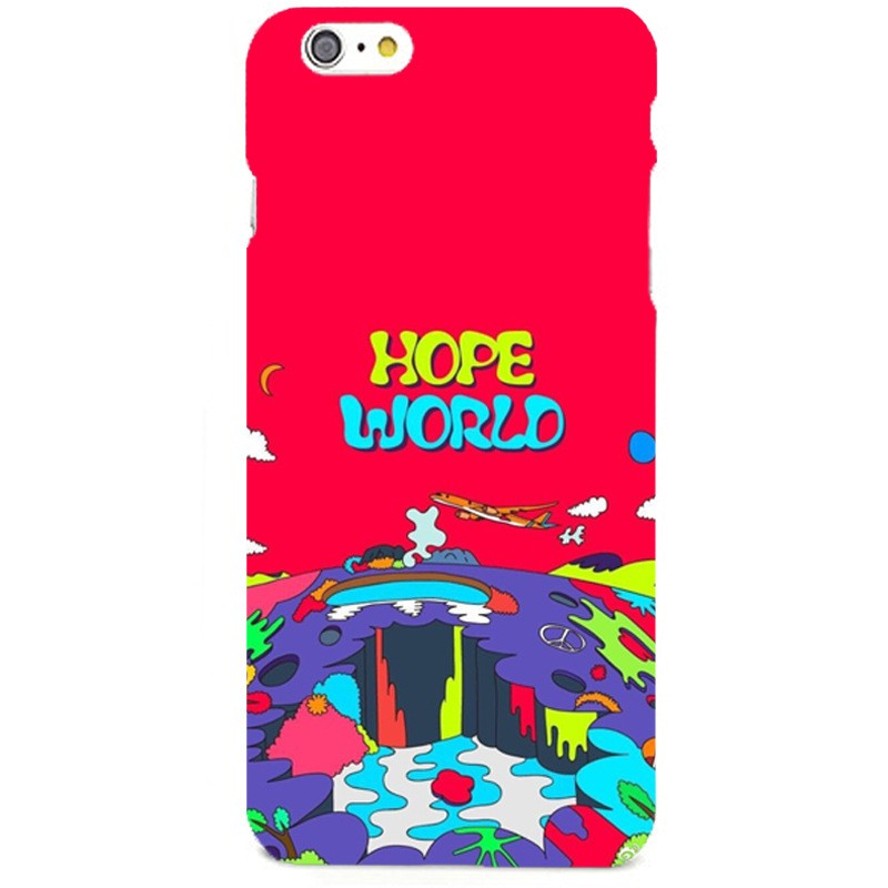 BTS combination J-HOPE MIXTYPE mobile phone case