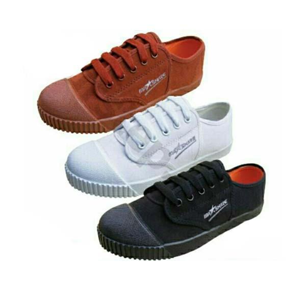 Mashare M205 รองเท้านักเรียน รองเท้าผ้าใบนักเรียน รองเท้าทรงนันยาง