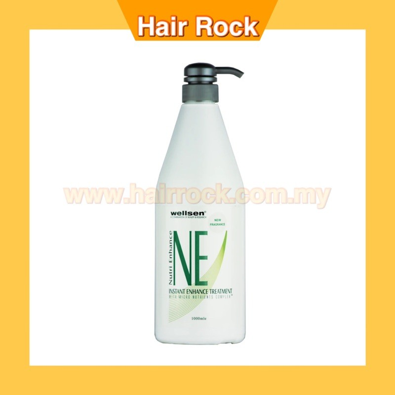 Wellsen NE Instant Enhance Treatment for Chemical Treated Hair 1000ml