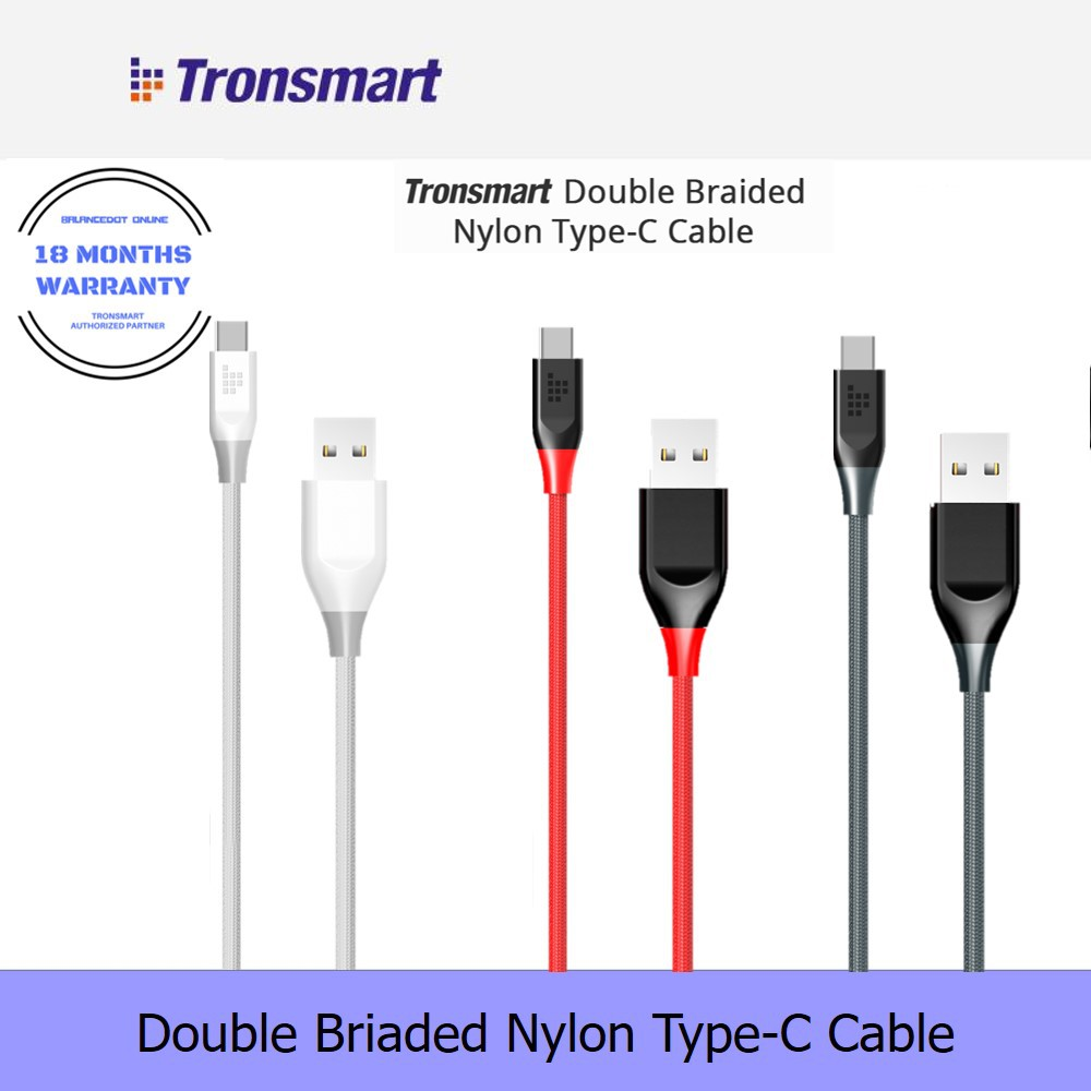 Type Ctronsmart Pbt12w Quick Charge 30 C As Output Input Tronsmart Presto Power Bank 1 Port Usb 10400mah With Qualcomm Pbt12 Black Shopee Malaysia