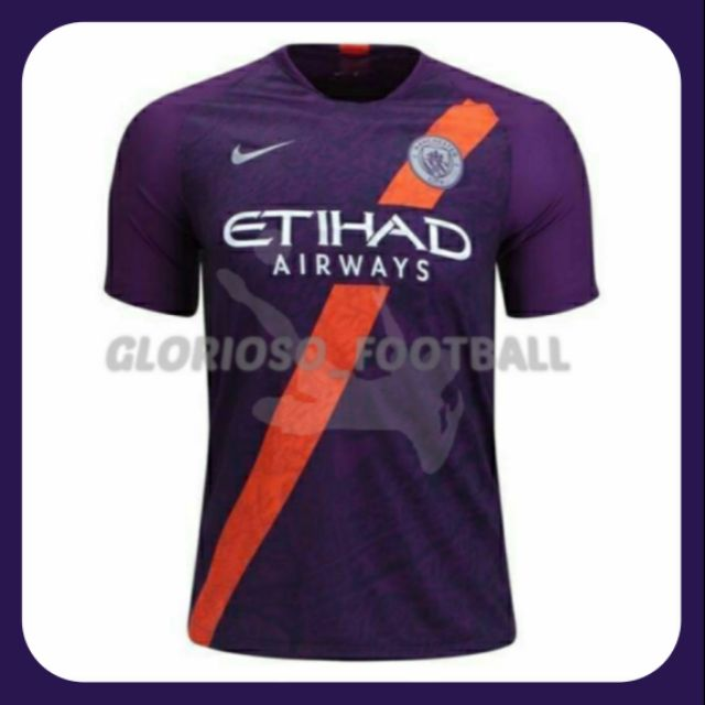 new styles 647a2 ff63a JERSI MANCHESTER CITY THIRD KIT 2018/2019