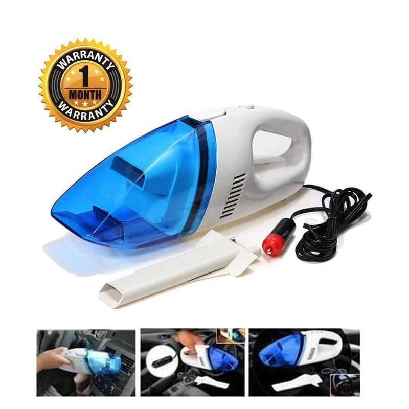 Car Vacuum High-Power Portable Hand-held Vacuum Cleaner Super Suction Home Tile Dust Clean