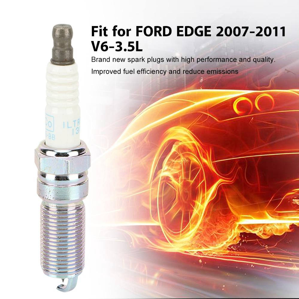 6 pcs Denso Iridium Power Spark Plugs 2006-2008 Honda Ridgeline 3.5L V6 Kit