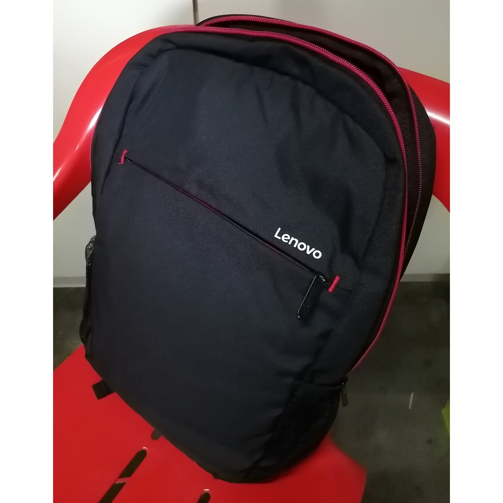 """Lenovo Honor 14""""-15.6"""" Notebook Laptop Double Slide Zipper Simple Backpack (Laptop Bag)Casual design style nice"""