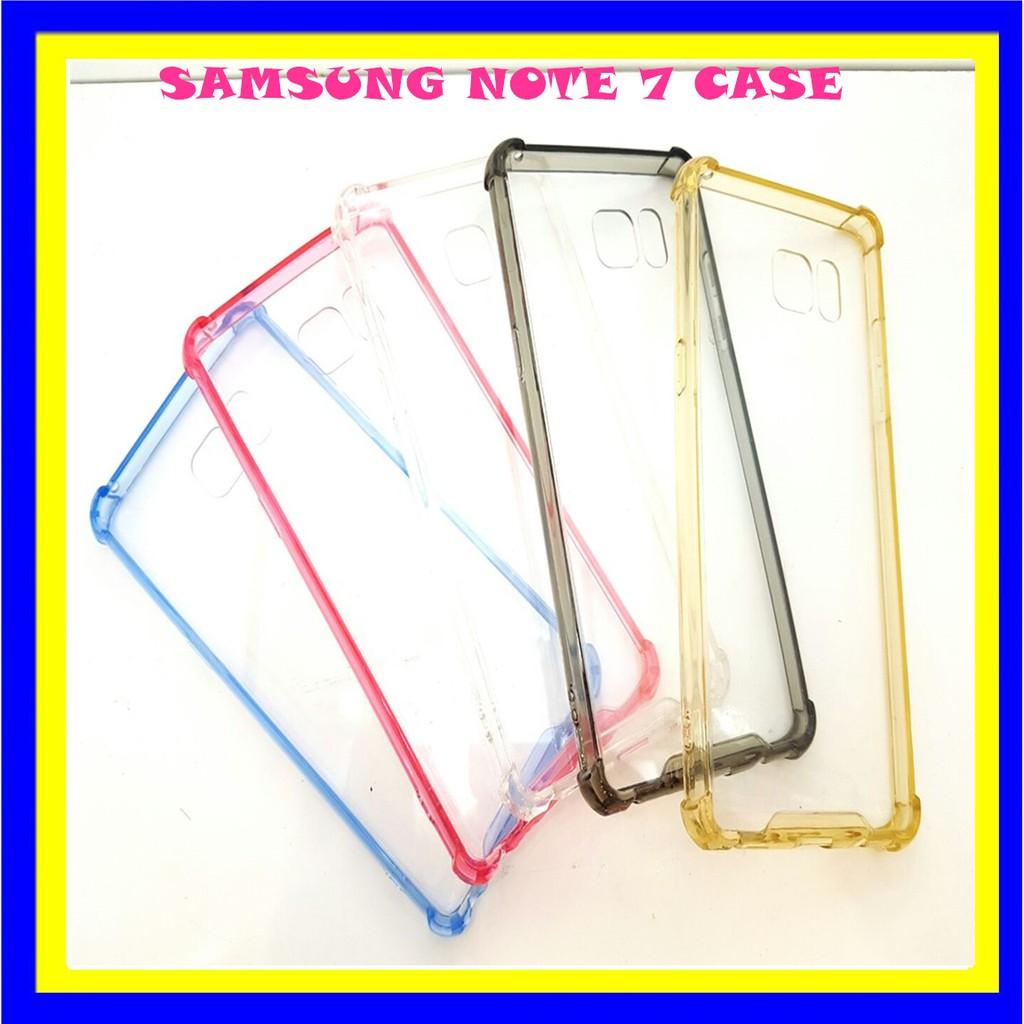 Anti Drop Shock Tpu Safety Back Case Samsung Galaxy Note Fe 7 Goospery 5 Bravo Diary Gold N935f Shopee Malaysia