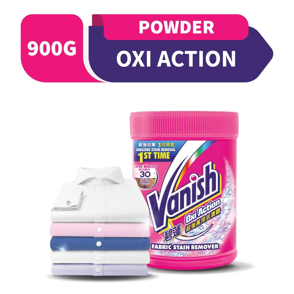 Vanish Fabric Stain Remover Powder (800g/900g)