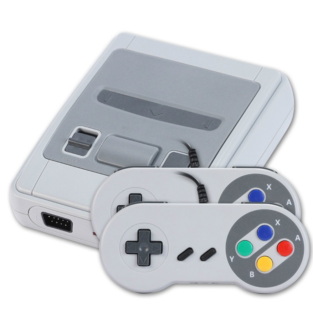 NES and SFC 8 Bits Game Machine Mini TV Handheld Game 621 Built-in Classic Non-repetition Game