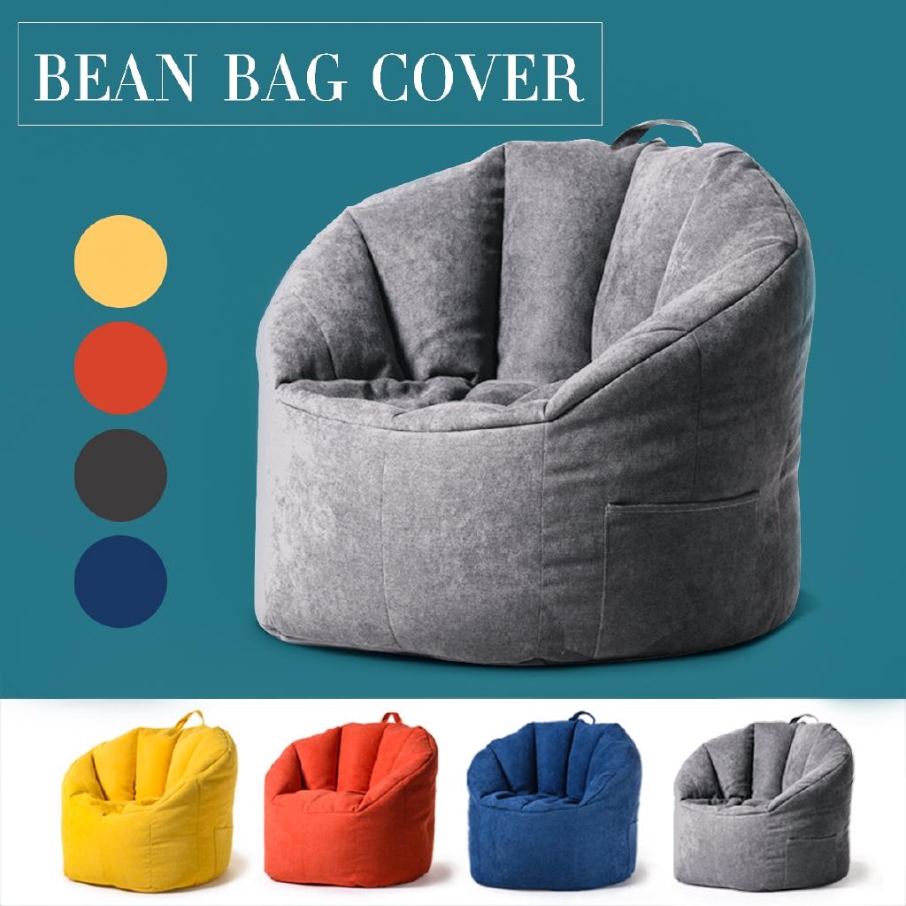 Big Joe Milano Bean Bag Cover Chair Multiple Colors ...