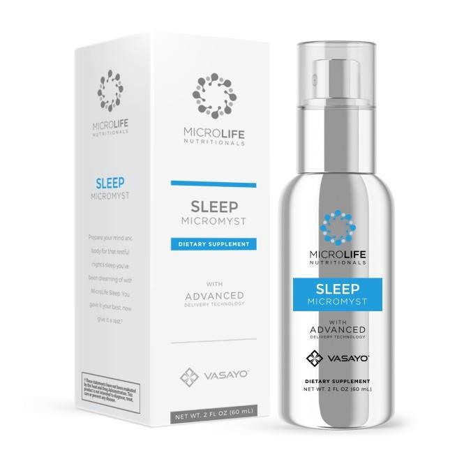 Vasayo Microlife Sleep 维善优睡眠营养液 60ml