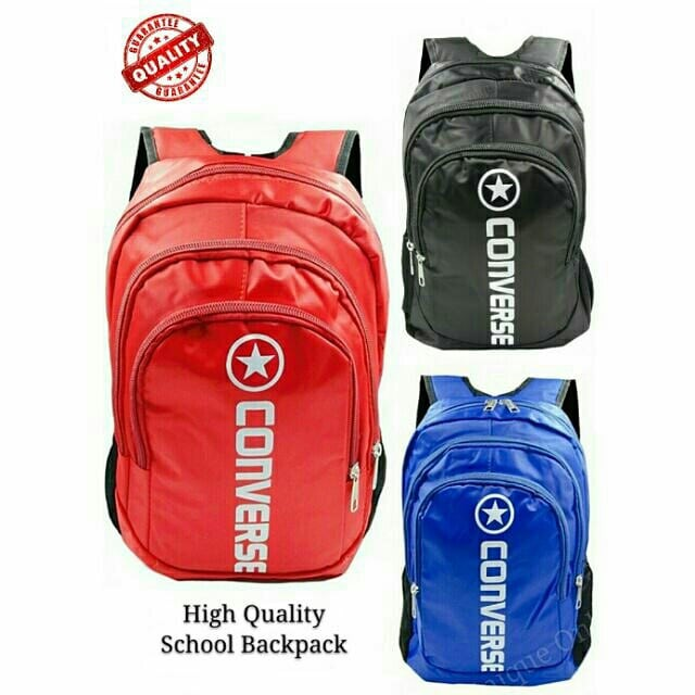 converse backpack - Men s Backpacks Prices and Promotions - Men s Bags    Wallets Dec 2018   Shopee Malaysia 86390a2d23
