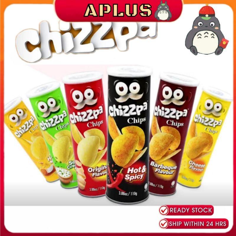 CHIZZPA potato Chips 110g