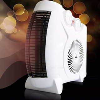 Mini Air Conditioner Fan Heater Cooler Family Adjustable Warmer Device