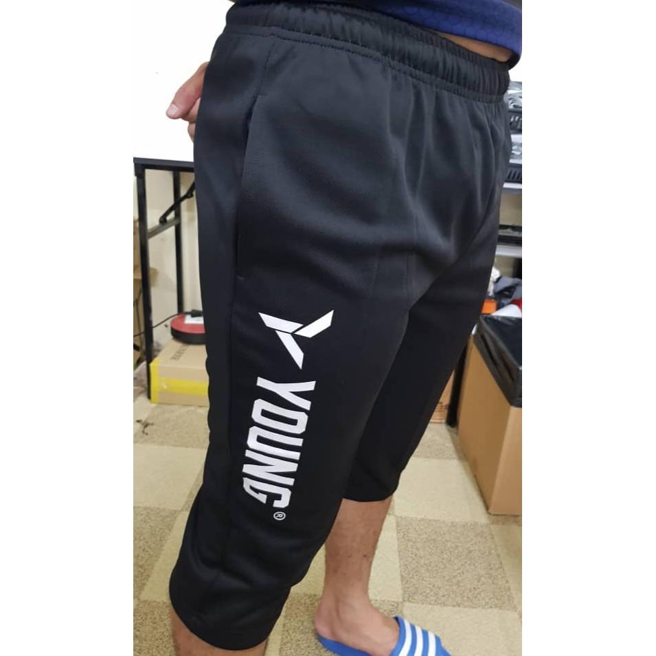 Short Badminton Sports 3/4 pants
