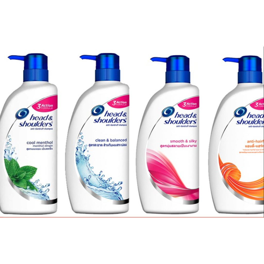 Head Shoulder Shampoo 720ml Shopee Malaysia
