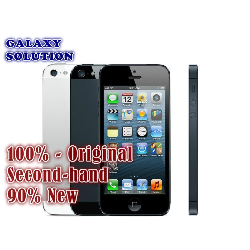 apple iphone 5 64gb 32gb 16gb original conditions. Black Bedroom Furniture Sets. Home Design Ideas
