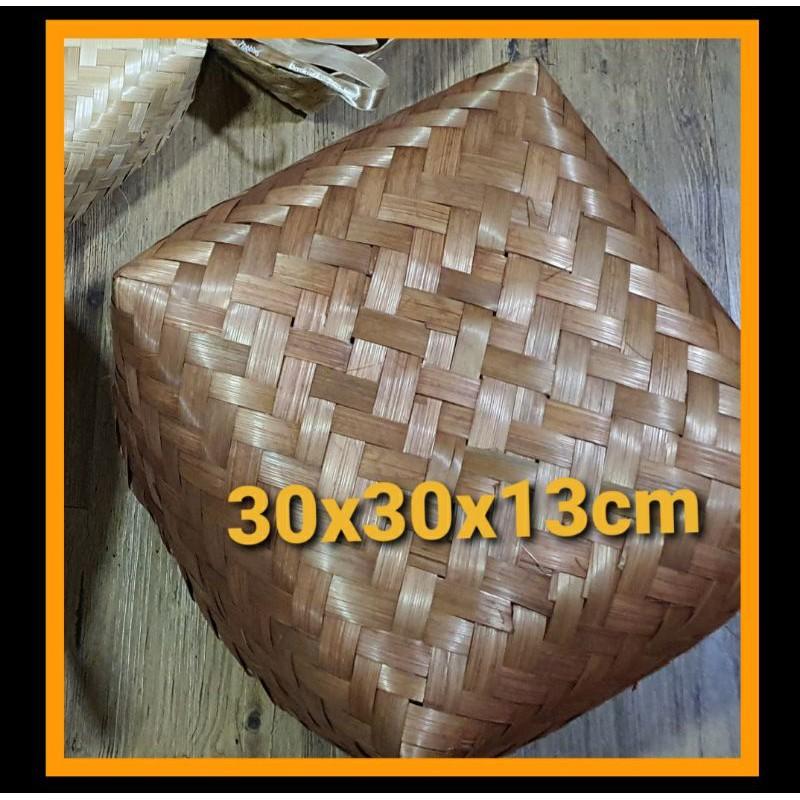 kotak hamper #Bamboobox giant size 30x30cm