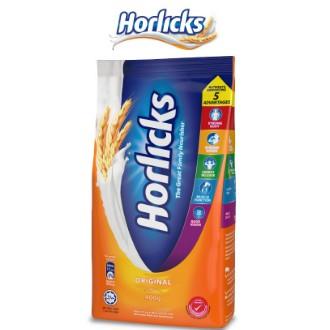 Horlicks Original Powdered Malt Beverage (400g)