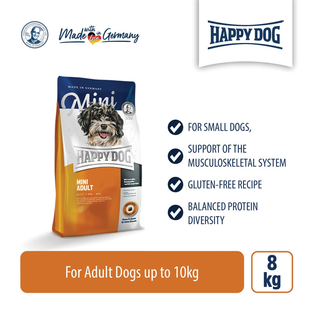 Happy Dog Supreme Mini Adult (8kg)