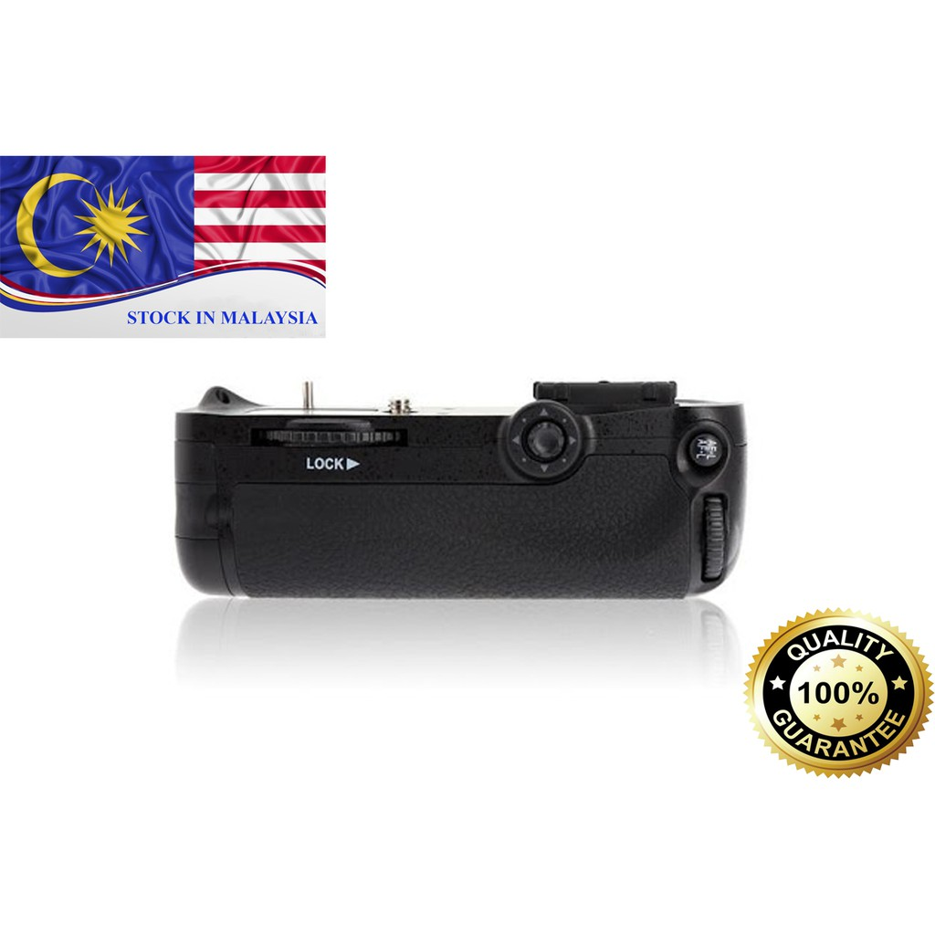 Meike MK-D7000 Multi-Power Battery Pack for Nikon D7000 (Ready Stock In Malaysia)
