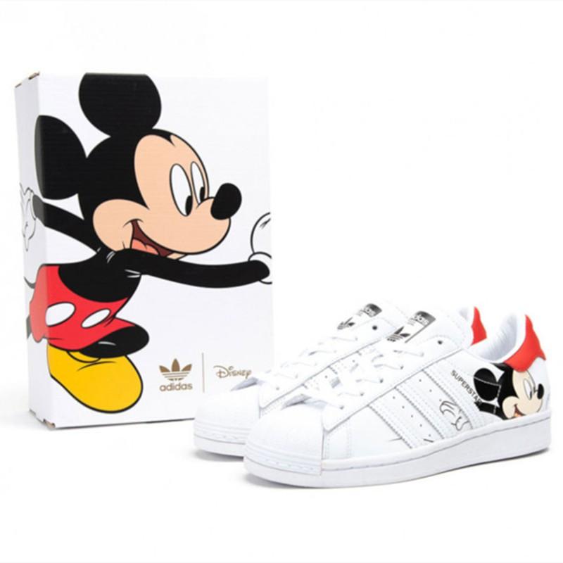 censura dueño Desviación  Original Adidas SUPERSTAR Disney Mickey Mouse Sneakers Women Shoes Men  Shoes Running Shoes | Shopee Malaysia
