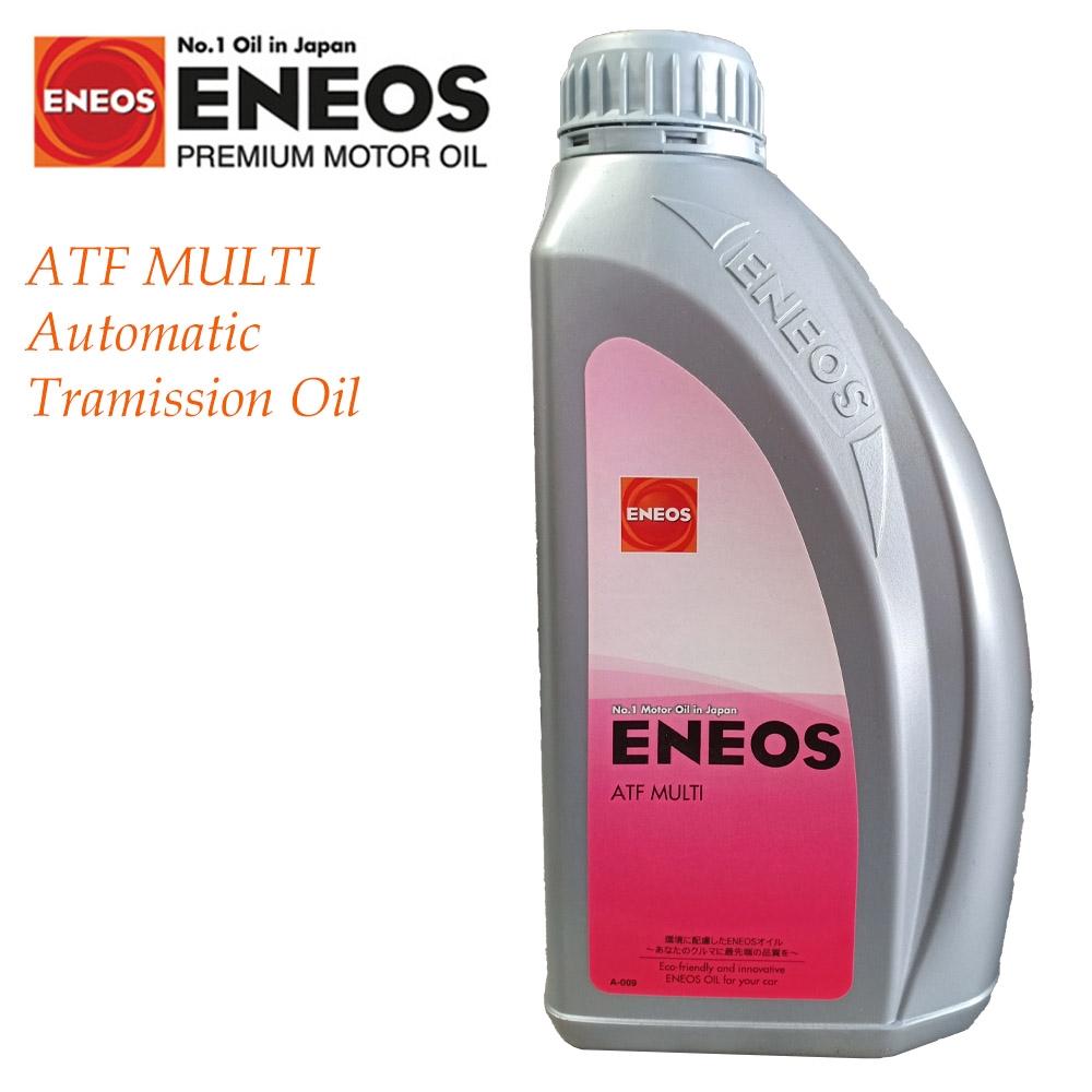 ENEOS ATF MULTI 1 litre auto Transmission fluid cecair penghantaran