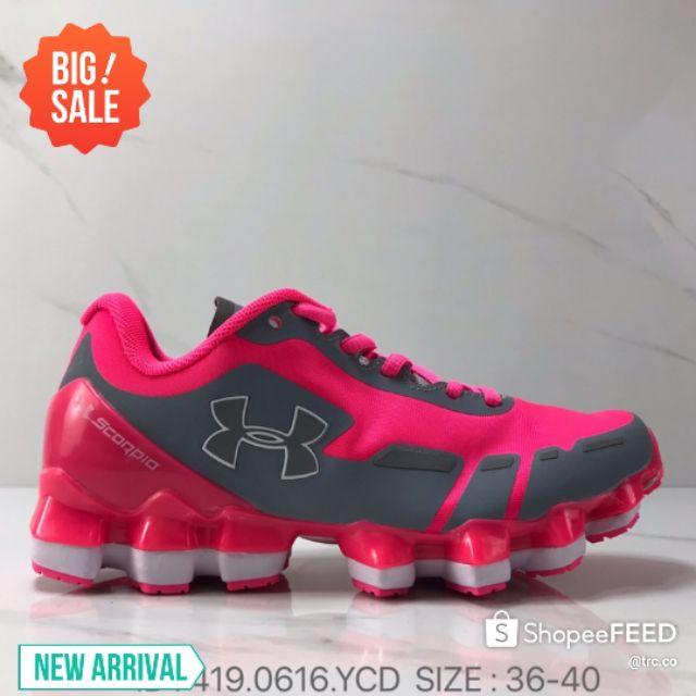 Under Aamor Scorpio 2 Women\'s Running Sports Shoes Lightweight 419.0616.YCD Premium