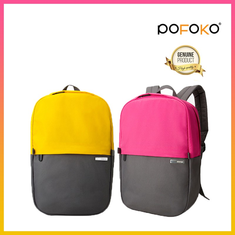POFOKO Venice Laptop Backpack 13.3 inch