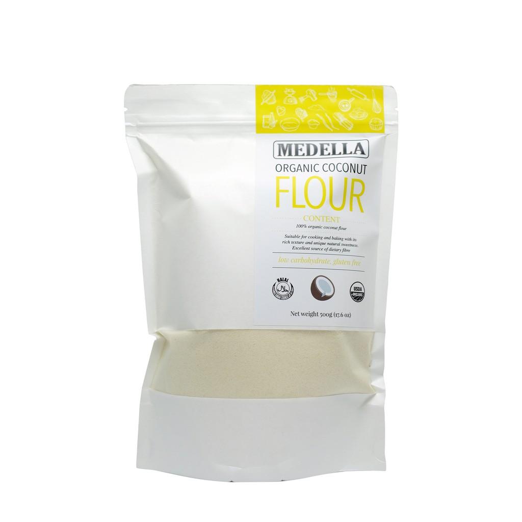 MEDELLA Organic Coconut Flour (500g)