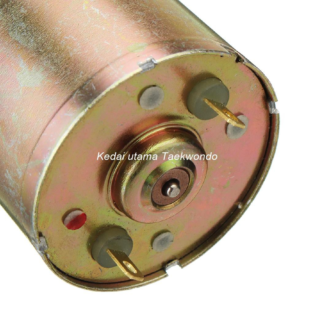 DC 12V 2RPM-1000RPM Powerful High Torque Electric Gear Box Motor Speed