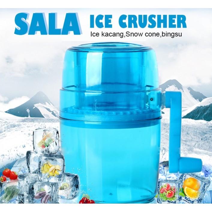👍M\'SIA STOCK] SALA Ice Blender / Ice Crusher / snow cone maker-PENGISAR AIS