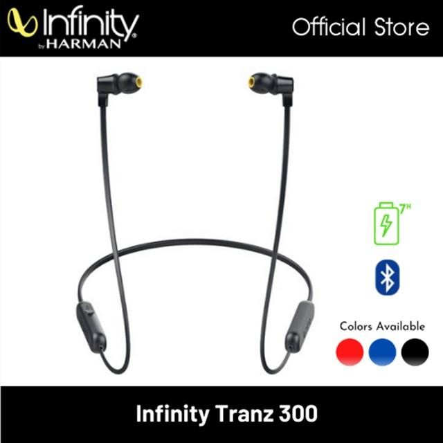 Infinity Tranz 300 Wireless In-Ear Headphones