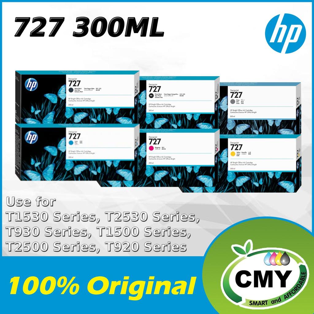 HP HP 727 300-ml Designjet Ink Cartridge for HP DesignJet T1500 T930 T1530 T2530 T920 T2500