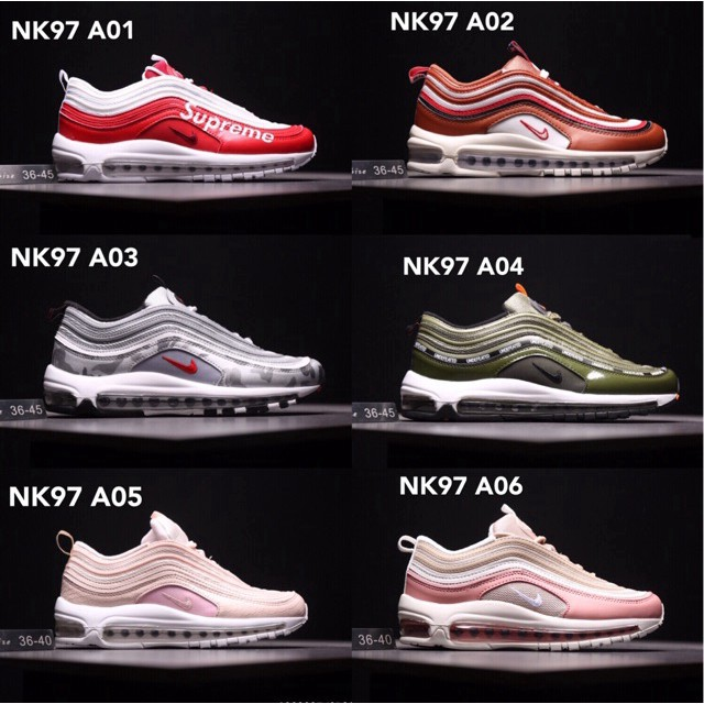 Great Discount. New Authentic Nike Air Max 97 Ultra '17 Trainer