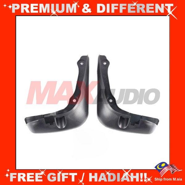 [FREE Gift] [CLEARANCE] PERODUA KELISA Mudflaps Front Rear Fender Splash Mudguard Mud Guards (Pair)