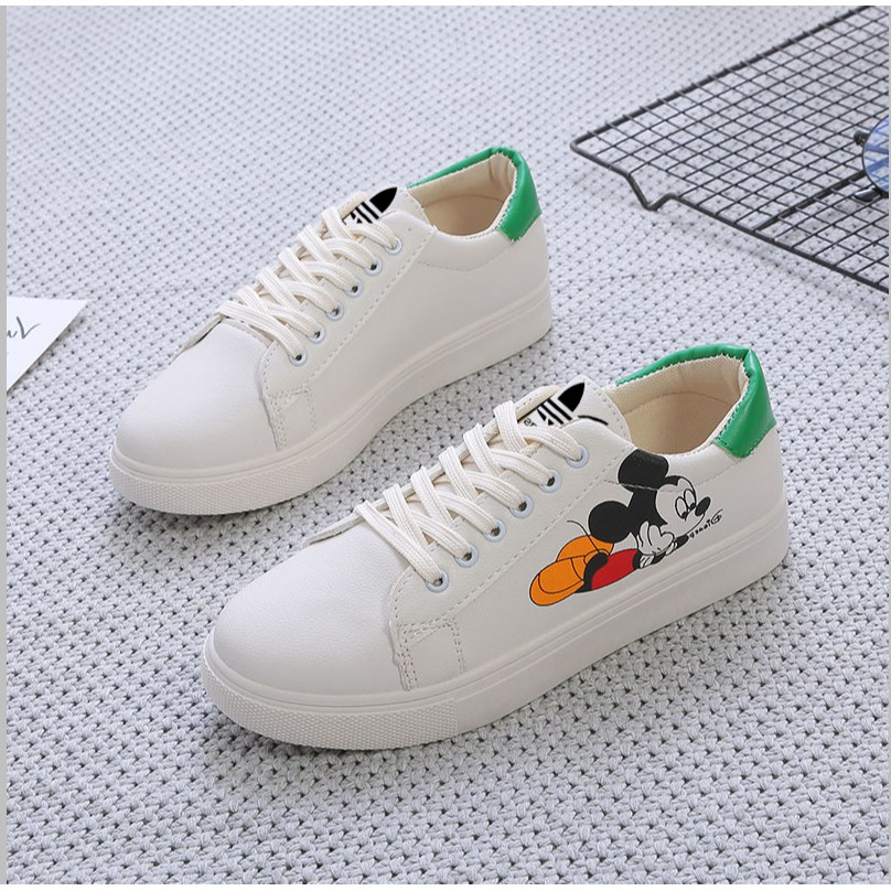 tifón engranaje Cusco  👉Original Adidas SUPERSTAR Disney Mickey Mouse Sneakers Women Shoes Men  Shoes Running Shoes | Shopee Malaysia