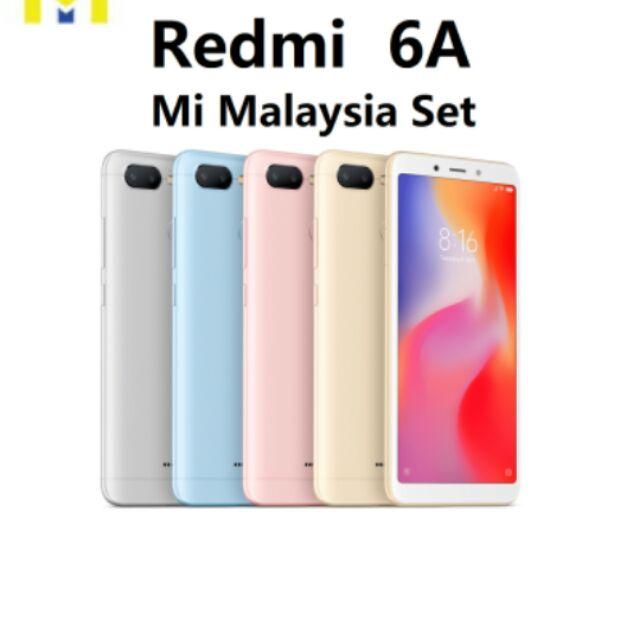 Redmi 6A 2018