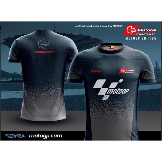 a6b55331 2018 Sepang International Circuit Moto Gp Tshirt | Shopee Malaysia