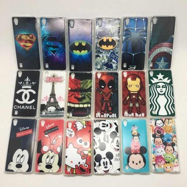 Vivo Y13 Y15 (2013) soft tpu cartoon case
