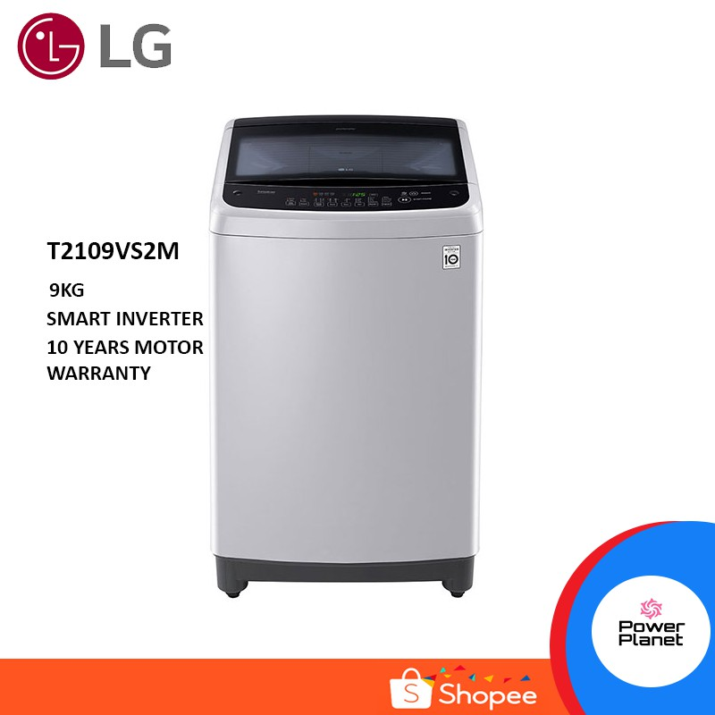LG Washer T2109VS2M 9kg Top Load Washing Machine
