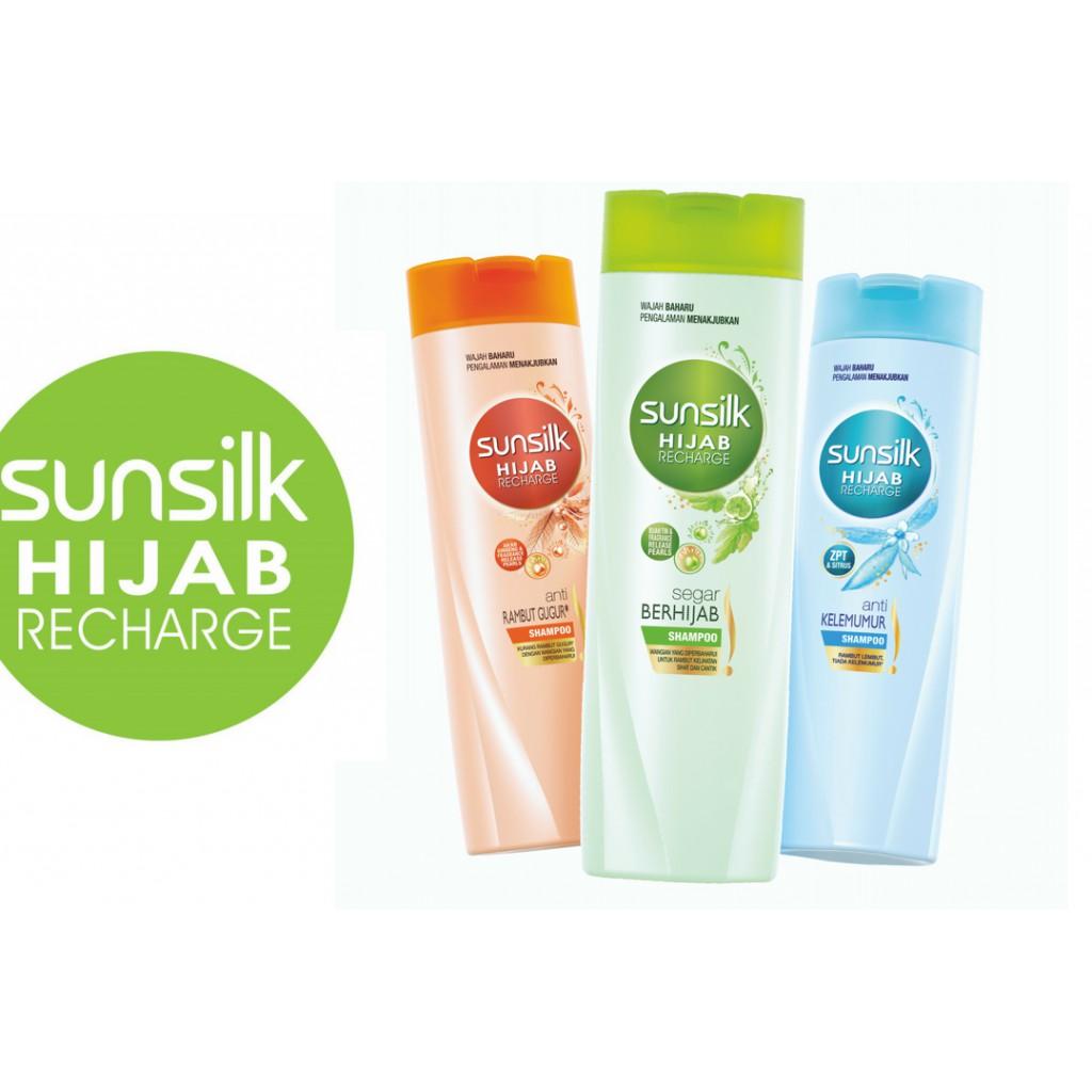Sunsilk Shampoo Hijab Recharge 320ml Shopee Malaysia Anti Dandruff 170ml Twin Pack