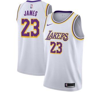 reputable site ee60a 8b2c2 Nike NBA 18/19 L.A.Lakers NO.23 LeBron James Basketball ...