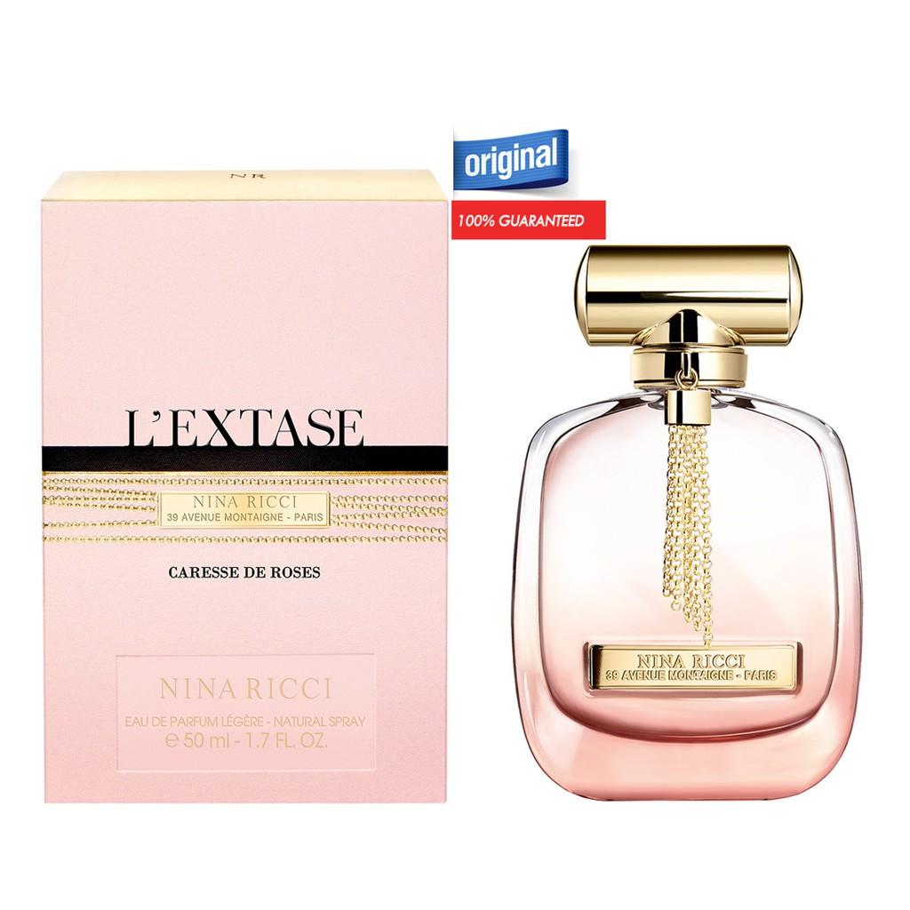Perfume 80ml L'extase 100Authentic Nina Edp By Ricci hQxrdsCt