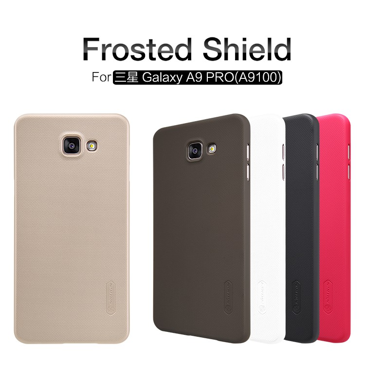 ProductImage. ProductImage. Nillkin Samsung Galaxy A9 Super Frosted Case Cover