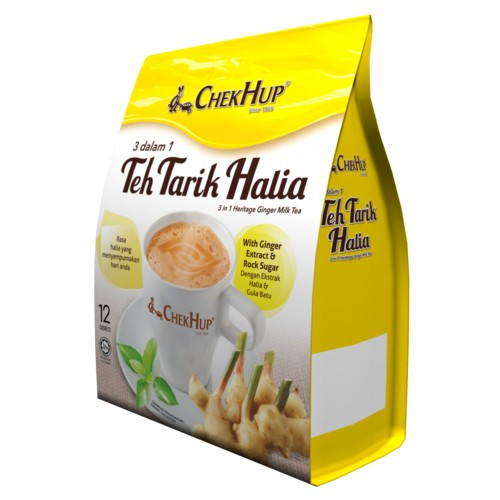 Chek Hup 3 in 1 Teh Tarik with Ginger (40g x 12s)