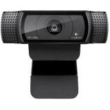 Logitech HD Pro Webcam C920, Widescreen Video Calling and Recording, 1080p